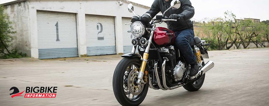 ภาพ Honda CB1100RS