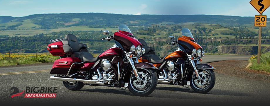 ภาพ Harley Davidson Touring Ultra Limited Low
