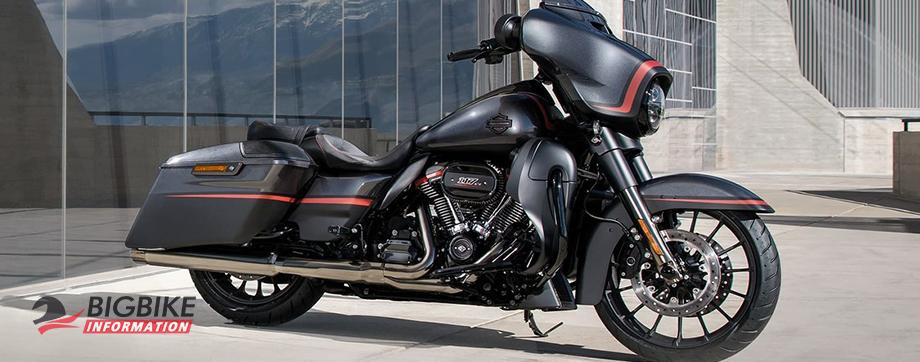 ภาพ Harley Davidson CVO STREET GLIDE