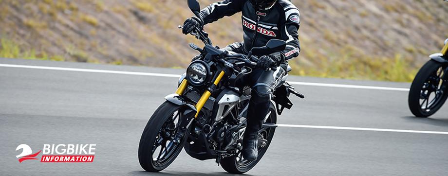 ภาพ Honda CB150R
