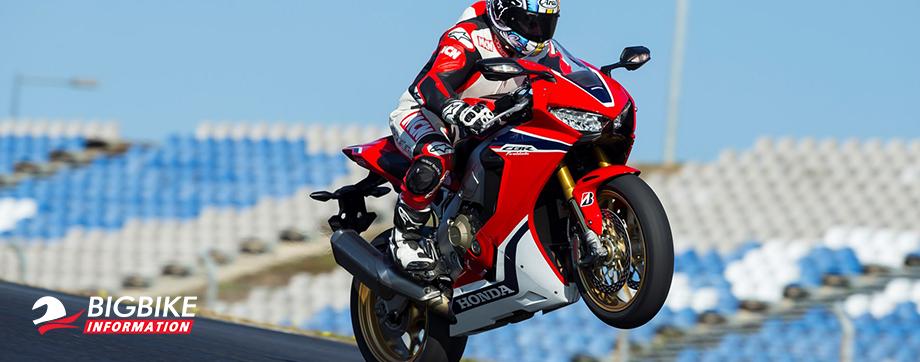 ภาพ Honda CBR1000RR SP