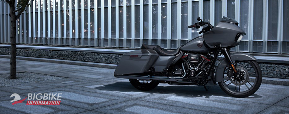 ภาพ Harley Davidson CVO ROAD GLIDE สีเทา