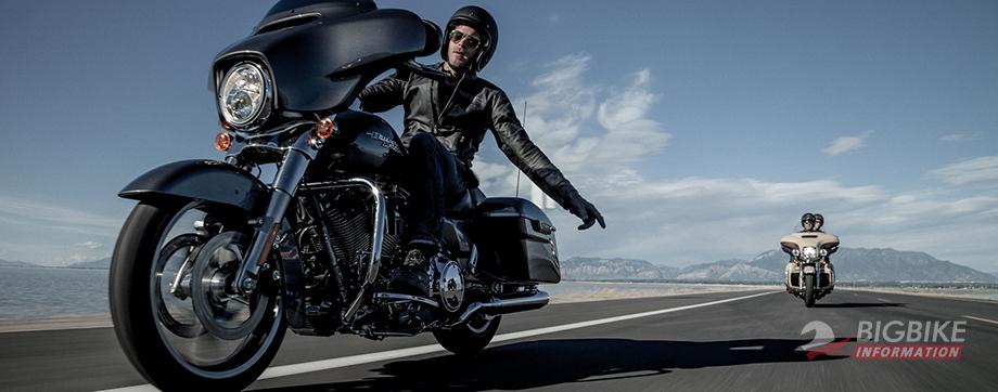 ภาพ Harley Davidson STREET GLIDE SPECIAL สีดำ