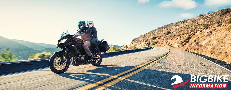 ภาพ Kawasaki Versys1000 ABS