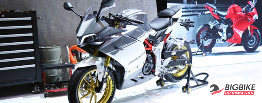 ภาพ GPX DEMON 150GR Sport Edition