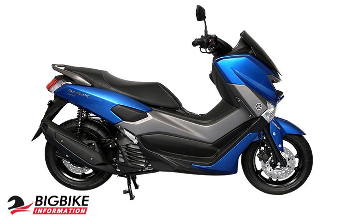 ยามาฮ่า เอ็นแม็กซ์ 155 สีน้ำเงิน