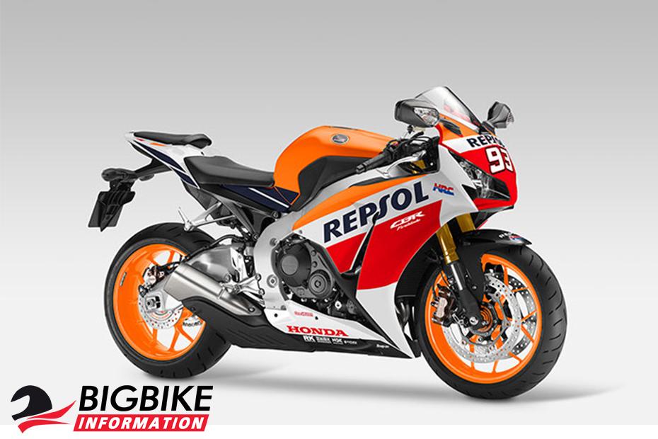 ภาพ Honda CBR1000RR สี้ม
