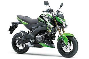 ภาพ Kawasaki Z125 KRT Edition