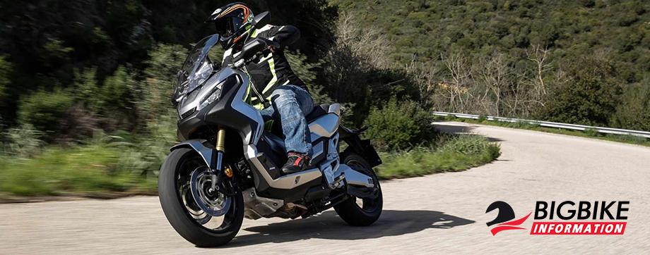 ภาพ Honda X-ADV