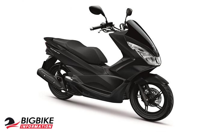 ภาพ Honda PCX 150 สีดำ