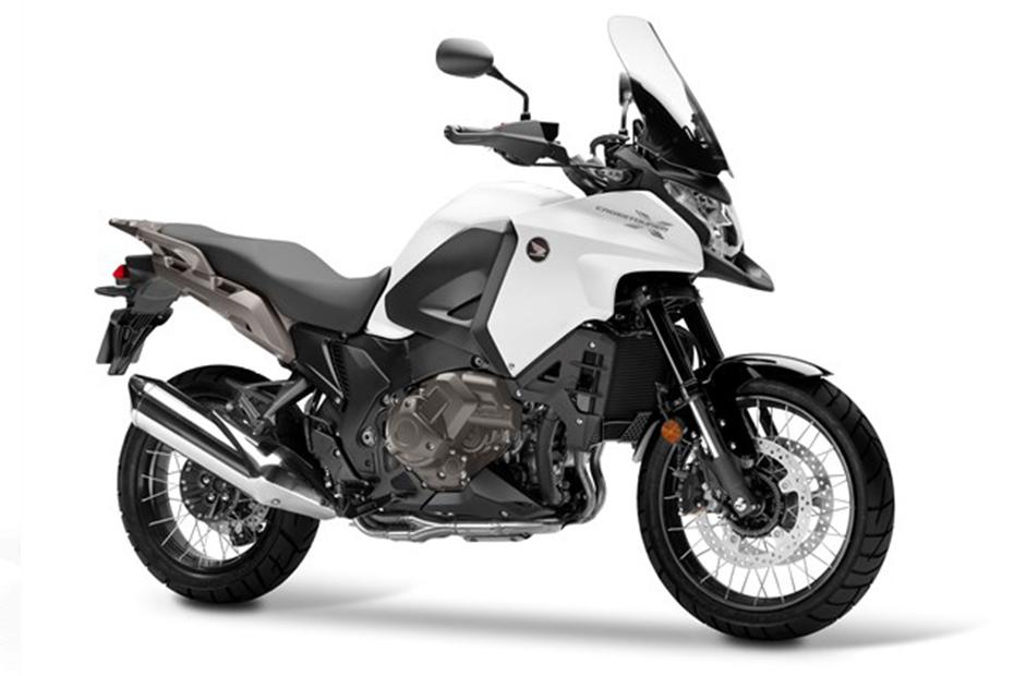 ภาพ Honda VFR1200X สีขาว