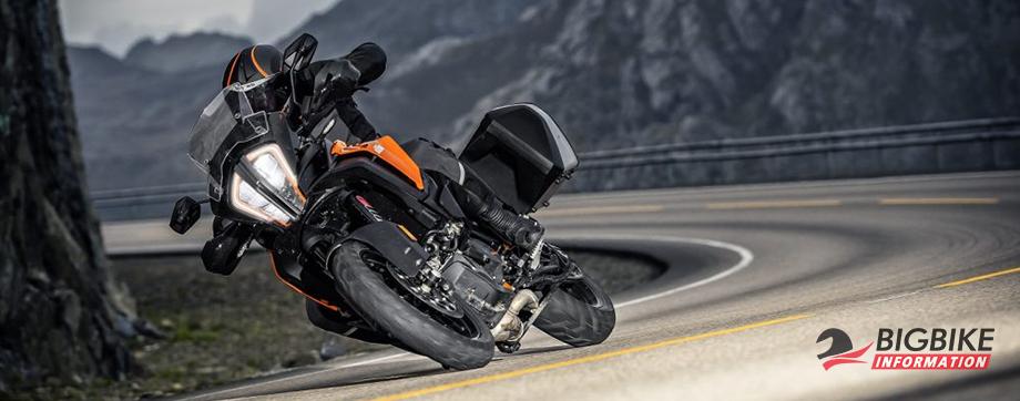 ภาพ KTM 1290 Super Adventure S สีส้ม