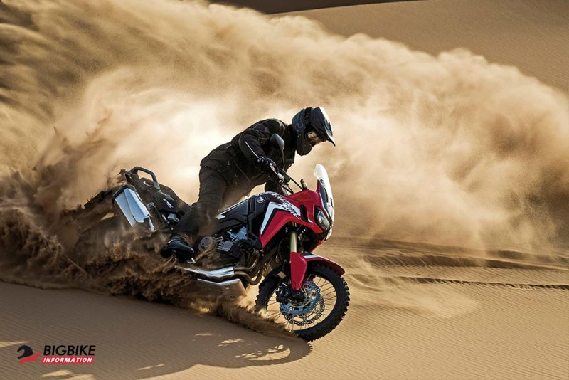 Maintenance CRF1000L AFRICA TWIN