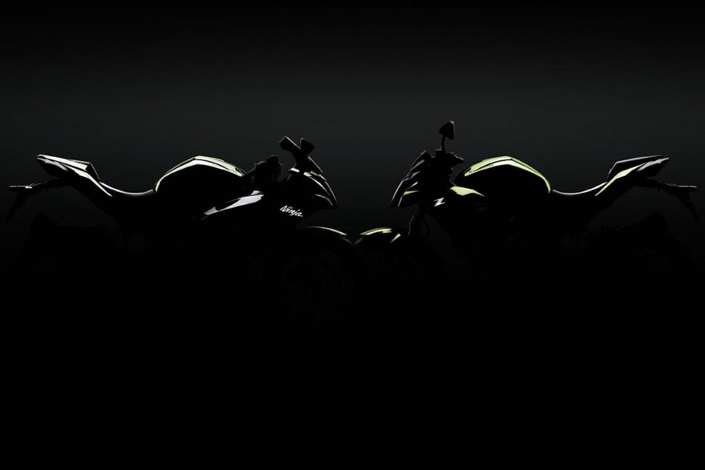 New Kawasaki Ninja 150 และ Z150