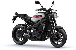 Yamaha XSR900 สีเทา 2019