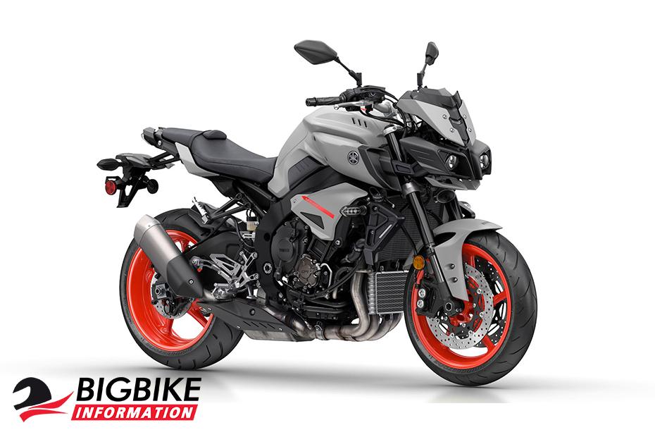 Yamaha MT-10 2019 สีเทา