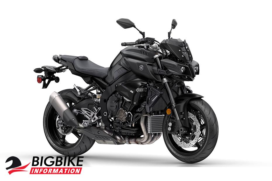 Yamaha MT-10 2019 สีดำ