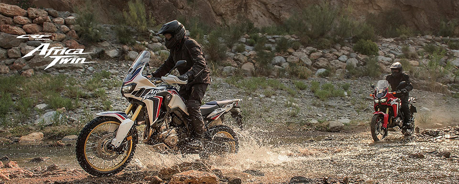 AFRICA TWIN CRF1000L 2019