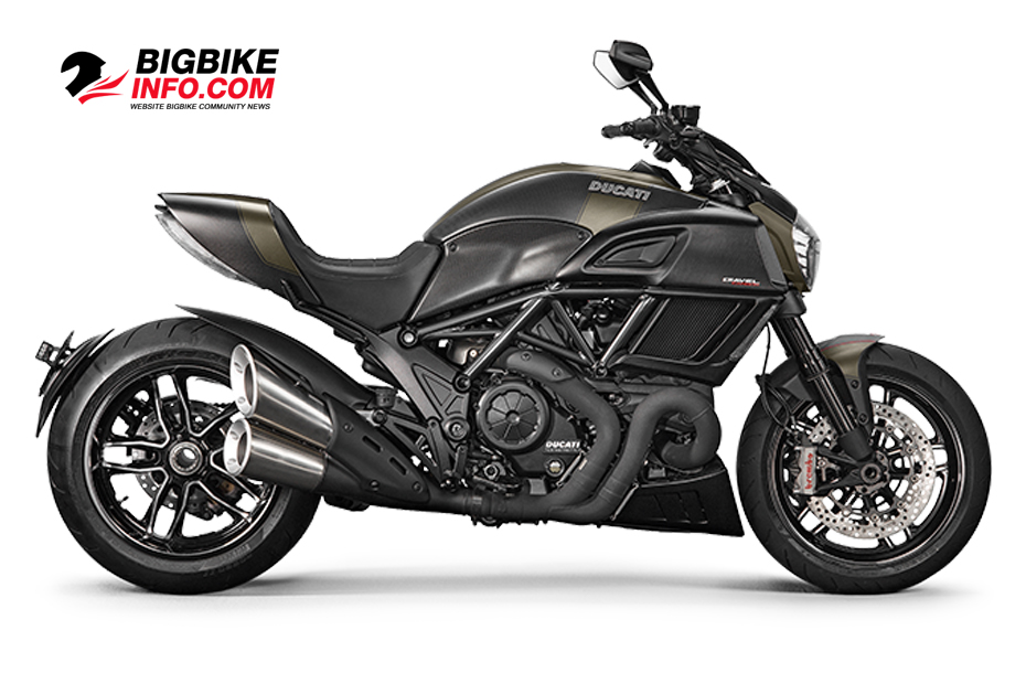 Diavel Carbon 1260