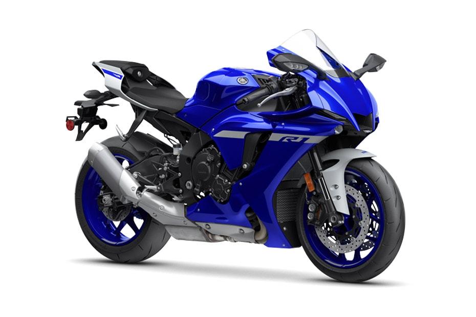 Yamaha YZF-R1 ปี 2020 สีน้ำเงิน