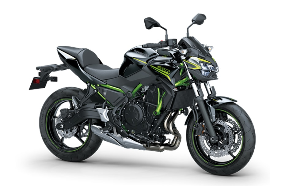 Z650 ปี 2020
