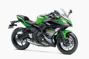 Promotion Kawasaki Ninja 650 ABS