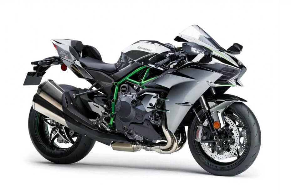 ภาพ Kawasaki Ninja H2