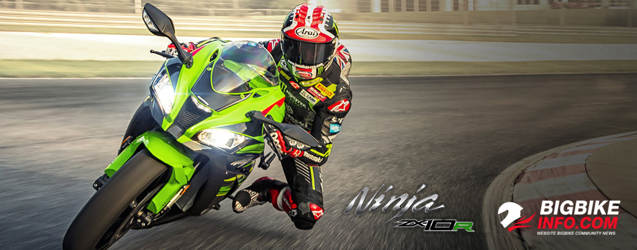 Kawasaki ZX10R KRT 2019 News Color