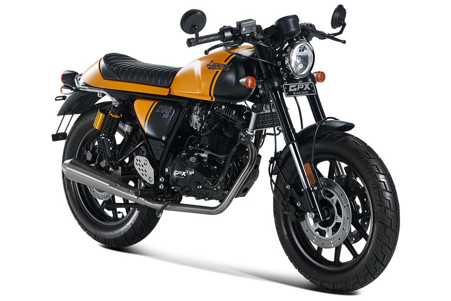 ภาพ GPX LEGEND 200 สีส้ม