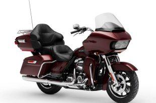 Davidson Road Glide Ultra สี Twisted Cherry