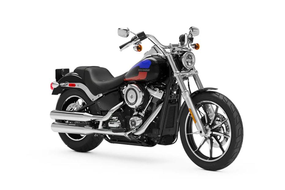Harley Davidson Softail Low Rider ข้อมูลสเปคราคา ตารางผ่อนดาวน์