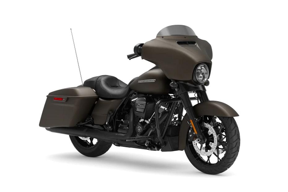 Harley Davidson Street Glide Special ข้อมูลสเปคราคา ตารางผ่อนดาวน์