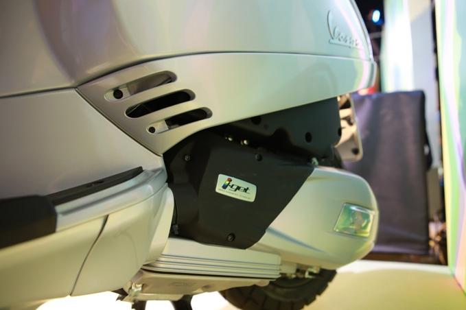 เครื่องยนต์ 1 สูบ 4 จังหวะ 3 วาล์ว ระบบจ่ายน้ำมันเชื้อเพลิงแบบหัวฉีดอิเล็กทรอนิกส์ ขนาดเครื่องยนต์ 124.5 ซีซี
