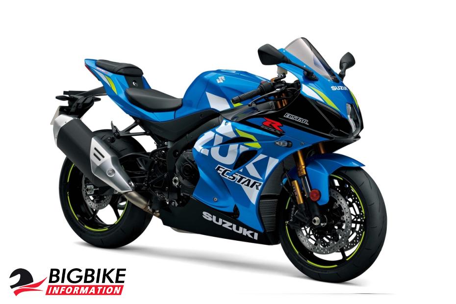 Suzuki GSX-R1000R ABS 2019 สีน้ำเงิน