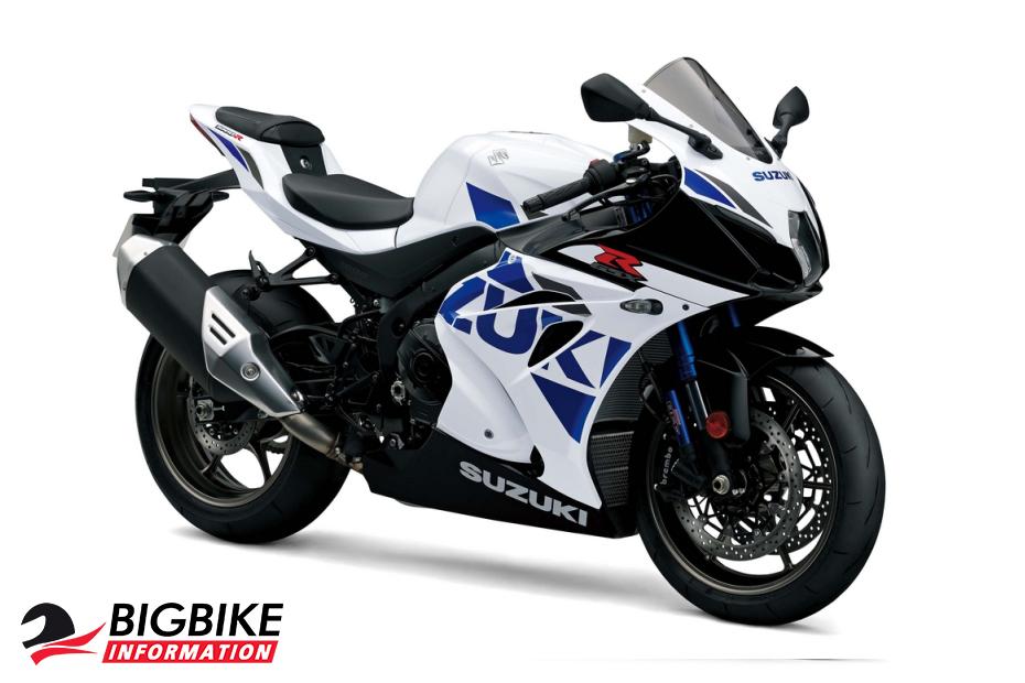 Suzuki GSX-R1000R ABS 2019 สีขาว
