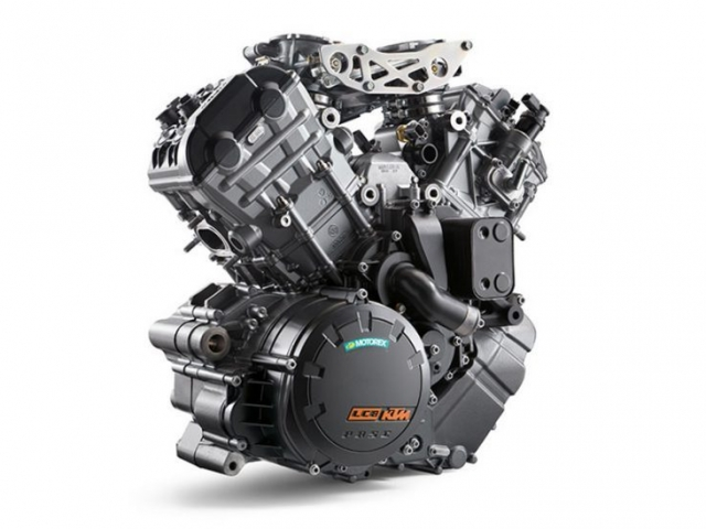 เครื่องยนต์ V-TWIN 2 ลูกสูบ 4 จังหวะ 4 วาล์ว DOHC ขนาดเครื่องยนต์ 1,301 ซีซี