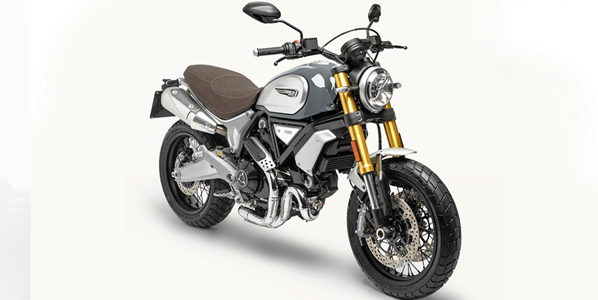 ภาพ Ducati Scrambler 1100