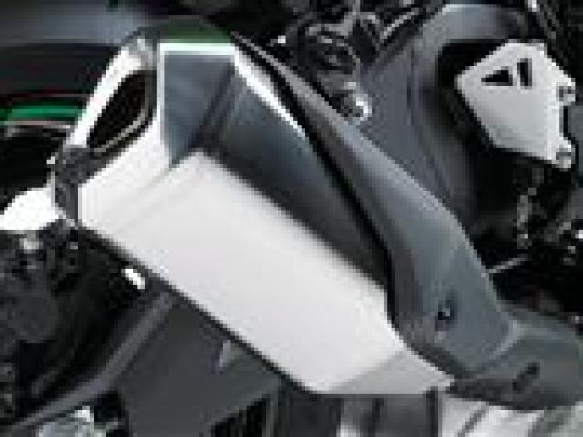 ส่วนประกอบ Kawasaki ZX-10R KRT 2019 ท่อไอเสีย