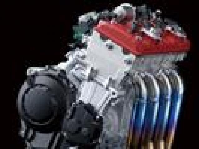 ส่วนประกอบ Kawasaki ZX-10R KRT 2019 เครื่องยนต์