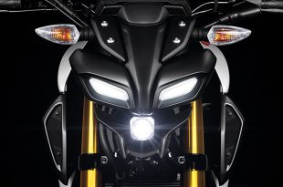 All New Yamaha MT-15 2019