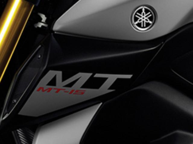 สติ๊กเกอร์ Yamaha MT-15 ด้านข้าง