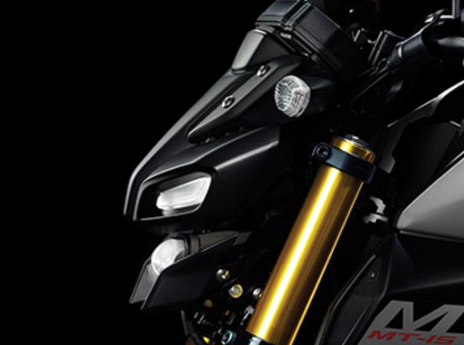 Yamaha MT-15 ด้านข้าง