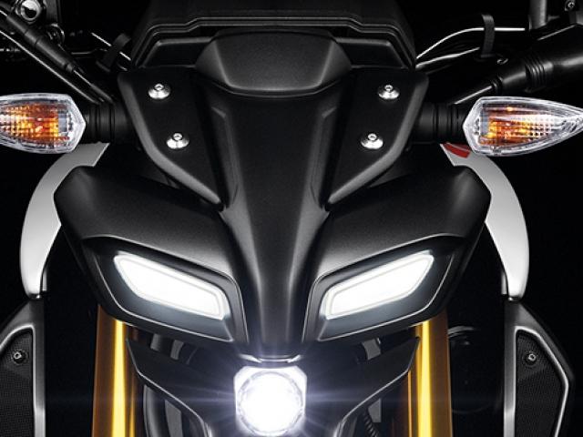 Yamaha MT-15 ไฟด้านหน้า