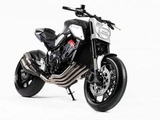 Honda CB650R Neo Sport Cafe 2019