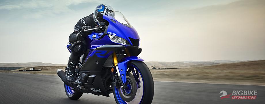 All New Yamaha YZF-R3 2019