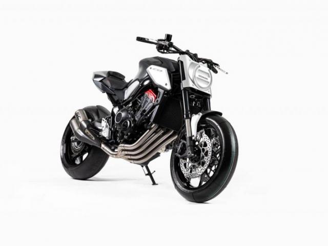 Honda CB650R Neo Sport Cafe 2019 ด้านหน้า
