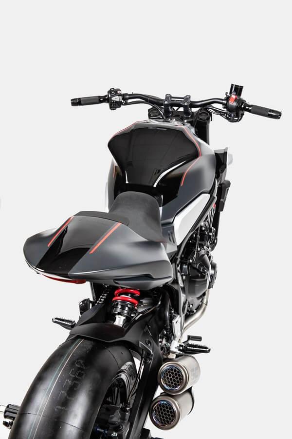 Honda CB650R Neo Sport Cafe 2019 ด้านบน
