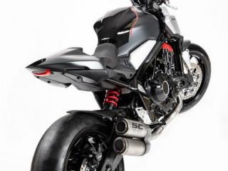 Honda CB650R Neo Sport Cafe 2019 ท้าย