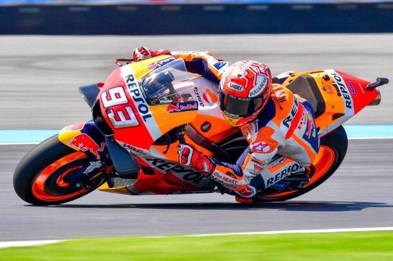 Marc Márquez Alentà #93 Moto GP