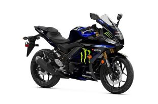 New YZF-R3 2019 Monster Energy MotoGP